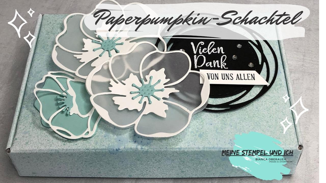 Paperpumpkin-Minischachtel