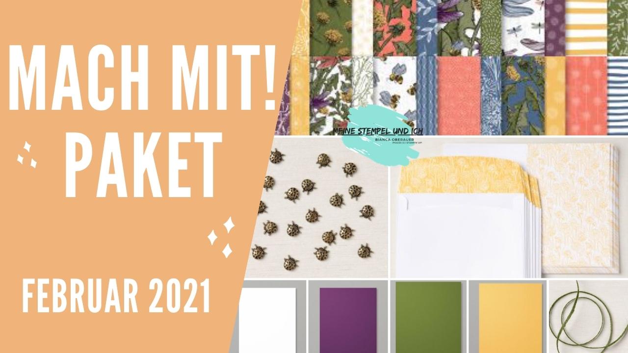 MACH MIT PAKET – FEBRUAR 2021