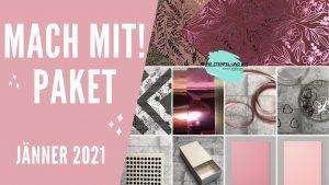 MACH MIT! PAKET FÜR JÄNNER 2021