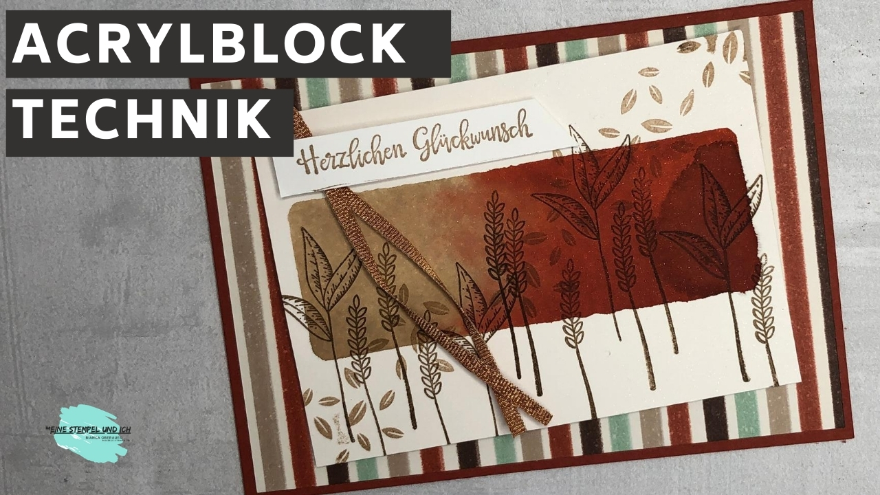 ACRYLBLOCK-TECHNIK