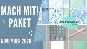 Read more about the article MACH MIT! PAKET IM NOVEMBER